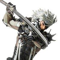 mensHdge Technical Statue No. 33: Metal Gear Rising: Revengeance Raiden
