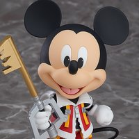 Nendoroid Kingdom Hearts II King Mickey