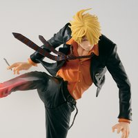 One Piece SCultures Sanji: Diable Jambe Color Ver.