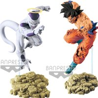 Dragon Ball Super Tag Fighters: Freeza & Goku
