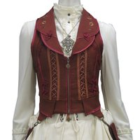 Ozz Oneste Wabana Embroidered Vest