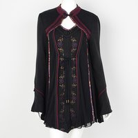 Ozz Oneste Winter China Tunic