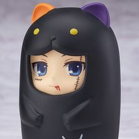 Nendoroid More: Halloween Cat Face Parts Case