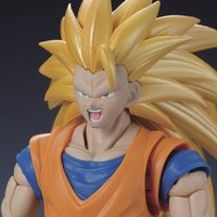 Figure-rise Standard Dragon Ball Z Super Saiyan 3 Son Goku