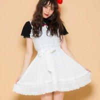 Swankiss Cotton Dress