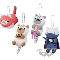 Neko Atsume Big Plush Mascots Vol. 19