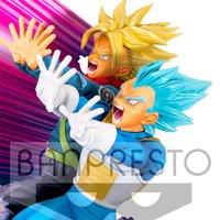 Dragon Ball Super Super Master Stars Diorama II Vegeta & Trunks - The Brush II