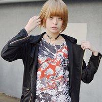 ACDC RAG Punk Samurai T-Shirt