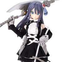 Assault Lily Series No. 034: Moyu Mashima 1/12 Scale Doll