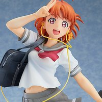 Love Live! Sunshine!! Chika Takami: Blu-ray Jacket Ver. 1/8 Scale Figure