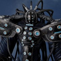 Gantz:O Hard Suit: Hachiro Oka 1/6 Scale Figure