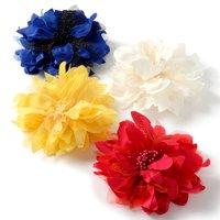 Osewaya Large Flower Corsage/Hair Clip
