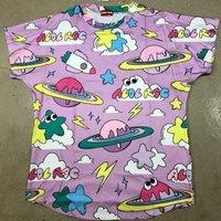 ACDC RAG Planets T-Shirt