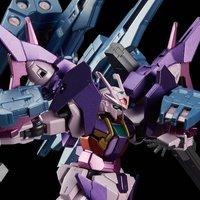 HGBD 1/144 Gundam Build Divers Gundam 00 Sky HWS (Trans-Am Infinity Ver.)