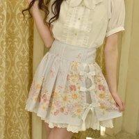 LIZ LISA Daisies & Berries Sukapan Skirt