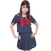 Color Sailor Navy Sailor Suit Cosplay Outfit