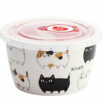 Three Cat Siblings Container Set