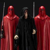 ArtFX+ Star Wars Emperor Palpatine & Royal Guard Set