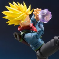S.H.Figuarts Dragon Ball Super Future Trunks