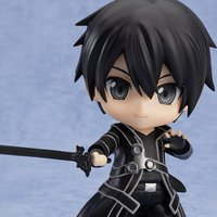 Nendoroid Sword Art Online Kirito (Re-release) + FREEBIE
