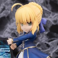 Bishoujo Character Collection Smartphone Stand No. 17: Fate/Grand Order Saber/Altria Pendragon