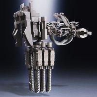 Super Robot Chogokin: Expansion Weapon Set 1