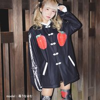 ACDC RAG Strawberry Chinese Jacket
