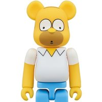 BE@RBRICK The Simpsons Homer Simpson 100%