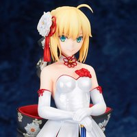 Fate/stay night Saber: Kimono Dress Ver. 1/7 Scale Figure
