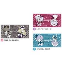 Touhou Project Touhou Naminoamamiya Face Towel: Look Back Girls
