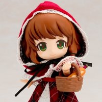 Cu-poche Friends Little Red Riding Hood