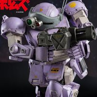 Armored Trooper Votoms Scopedog (Melquiya Color) & Parachute Sack 1/12 Scale Collectible Figure