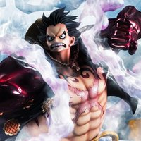 Portrait.of.Pirates One Piece Luffy Gear Fourth