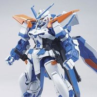 HG 1/144 Mobile Suit Gundam Seed Astray Gundam Astray Blue Frame Second L