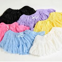 ACDC RAG 3-Tiered Tulle Skirt