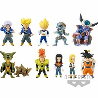 Dragon Ball Z World Collectable Figure Mystery Box Figure Collection: Cell Saga
