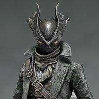figma Bloodborne Hunter