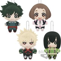 My Hero Academia Tomonui Plush Collection Vol. 1