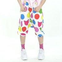 ACDC RAG Dot Pattern 3/4 Sarouel Pants