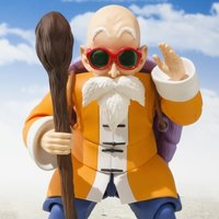 S.H.Figuarts Dragon Ball Master Roshi