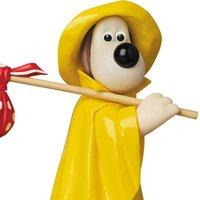 Ultra Detail Figure Aardman Animations #2: Wallace & Gromit Raincoat Gromit