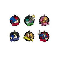 Imaging Rubber Collection: Lupin the Third Rubber Strap Set
