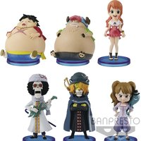 One Piece World Collectable Figure: Whole Cake Island Vol. 1