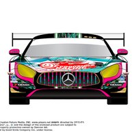Good Smile 1/32 Scale Hatsune Miku AMG: 2019 Super GT Ver.