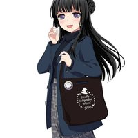 BanG Dream! Girls Band Party! x WEGO Collab 2-Way Tote Bag