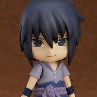 Nendoroid Naruto Shippuden Sasuke Uchiha (Re-run)