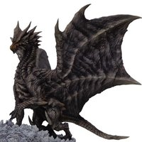 Capcom Figure Builder Monster Hunter Kushala Daora