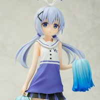 Is the Order a Rabbit?? Chino Cheerleader Ver. 1/7 Scale Figure