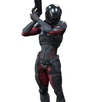 "Mass Effect: Andromeda Sara Ryder 7"" Figure"
