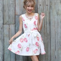 LIZ LISA Tulip Dress